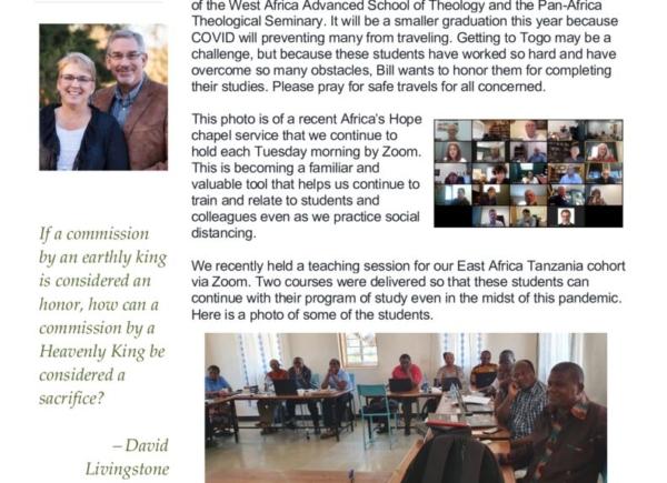 thumbnail of Fall 2020 Newsletter